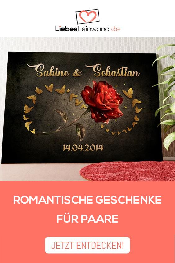 Romantisches Valentinstaggeschenk
