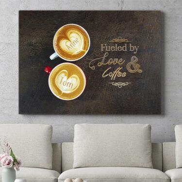 Personalisierbares Geschenk Coffee