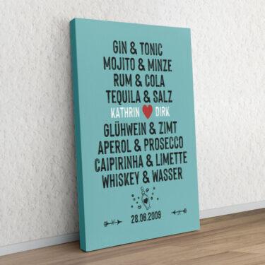 Du & Ich - Drinks