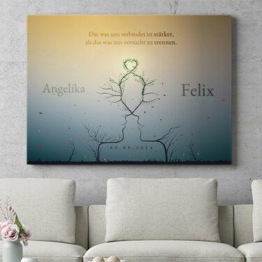Personalisierbares Geschenk Eternity