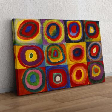 Farbstudie