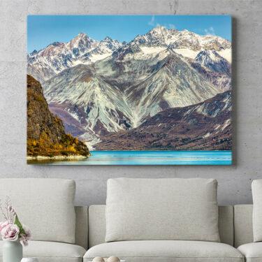 Personalisierbares Geschenk Glacier Bay National Park Alaska