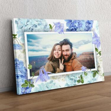 Hintergrund: Blütentraum