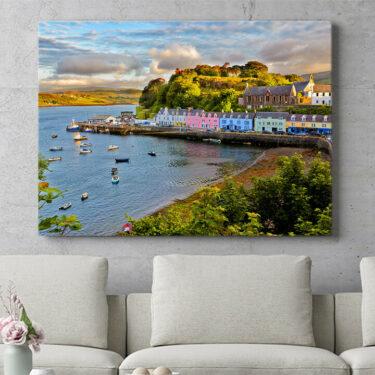 Personalisierbares Geschenk Isle Of Skye