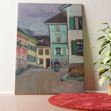 Personalisiertes Wandbild Johannesstraße