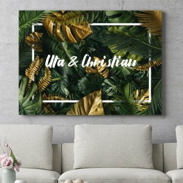 Personalisierbares Geschenk Jungle