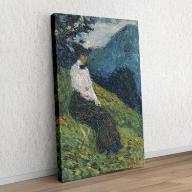 Kochel - Gabriele Münter