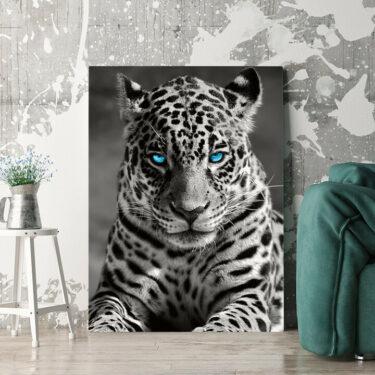 Personalisierbares Geschenk Leopard