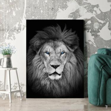 Personalisierbares Geschenk Löwe