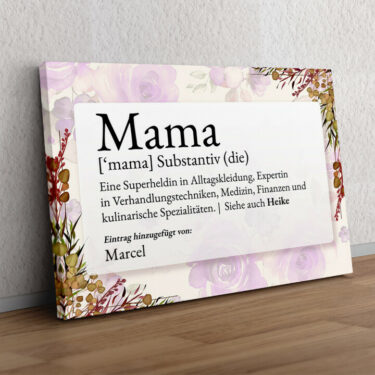 Mama Definition
