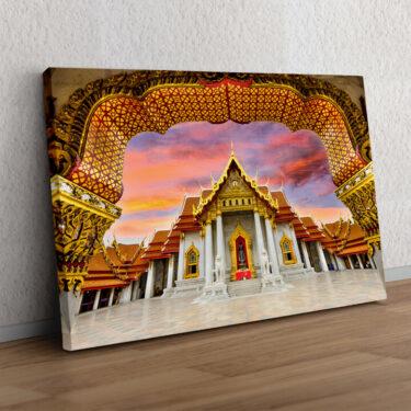 Marmortempel Bangkok