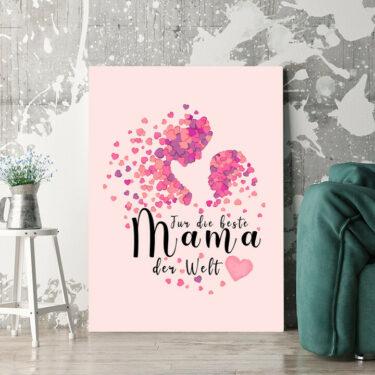 Personalisierbares Geschenk Mutterliebe