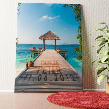 Personalisiertes Wandbild Ocean