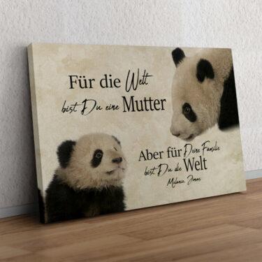 Pandamutter