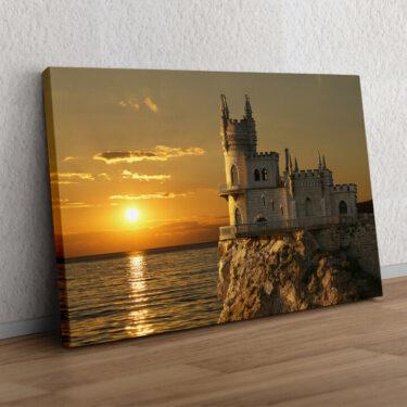 Schloss Schwalbennest Krim