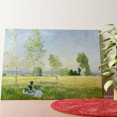 Personalisiertes Wandbild Sommer