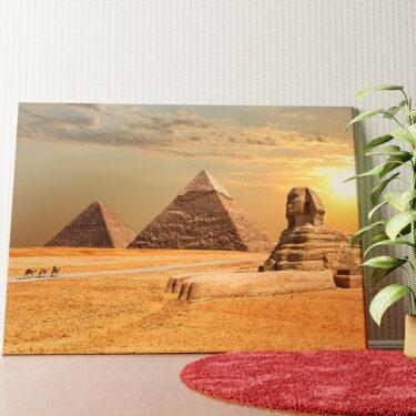 Personalisiertes Wandbild Sphinx