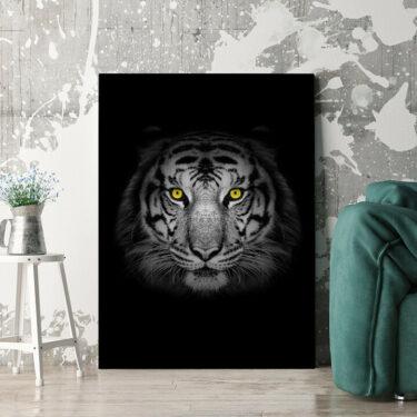 Personalisierbares Geschenk Tiger