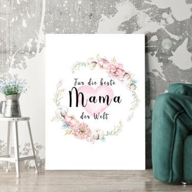 Personalisierbares Geschenk Zum Muttertag